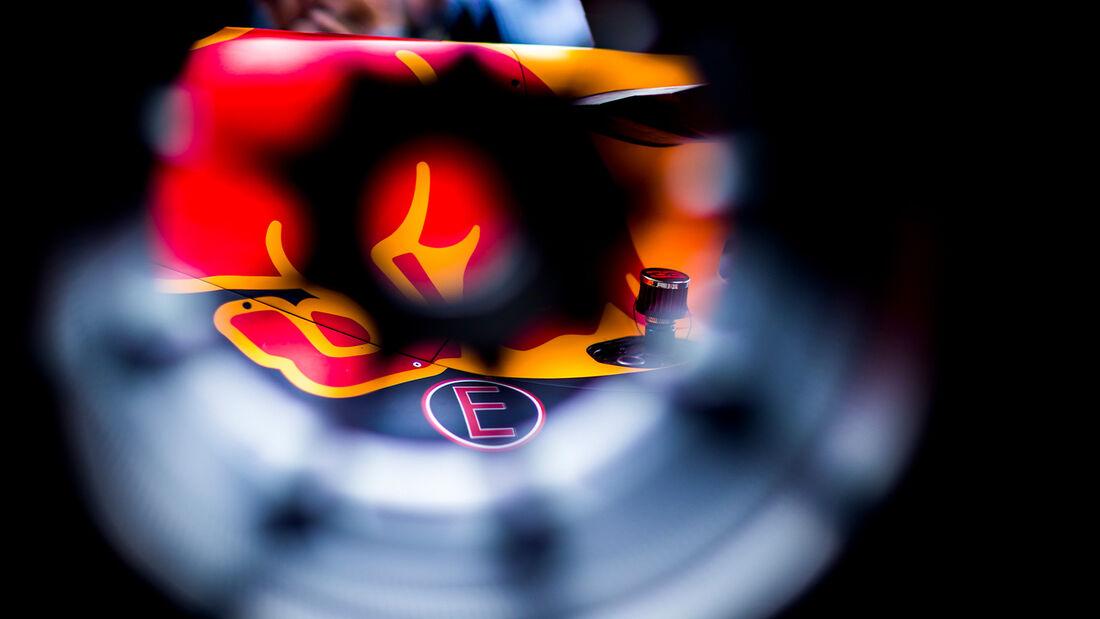 Red Bull - F1 - Teaserbilder - 2020