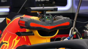 Red Bull - F1-Technik - Lüfter - GP Singapur 2018