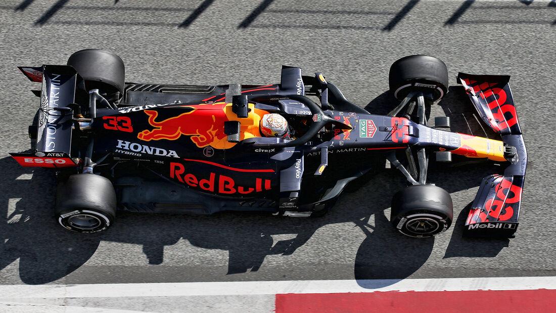 Red Bull - F1-Test - Barcelona - 2020