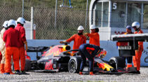 Red Bull - F1-Test - Barcelona - 27. Februar 2020