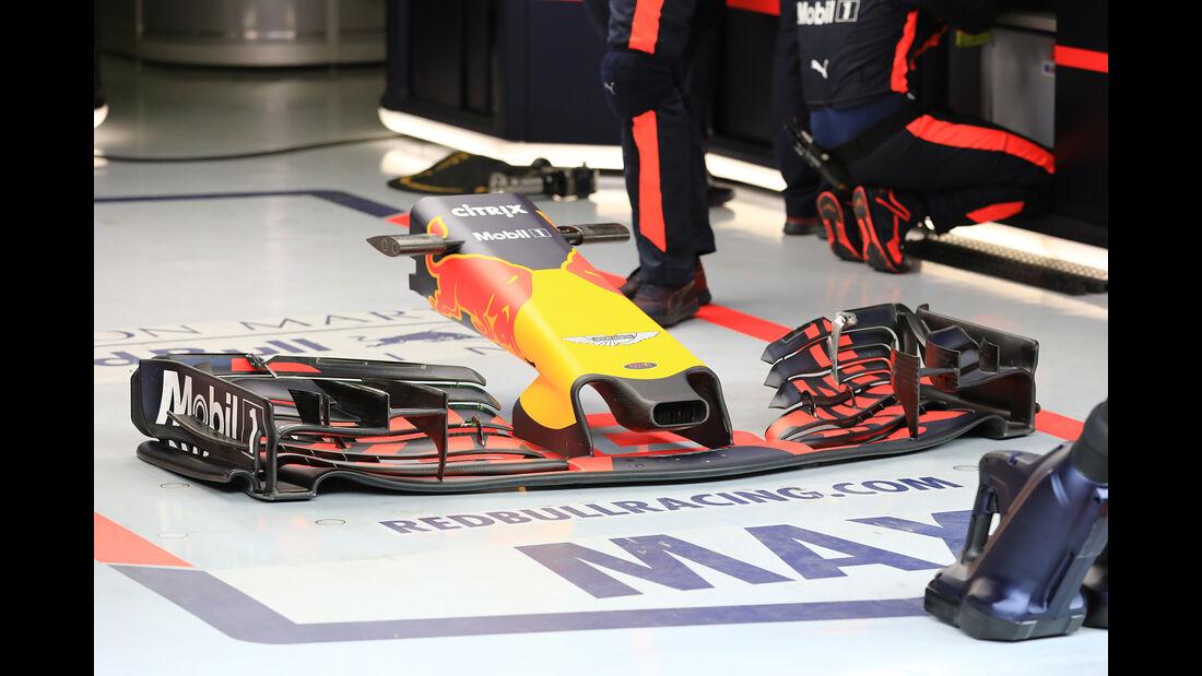 Red Bull - F1-Test - Barcelona - Tag 7 - 8. März 2018