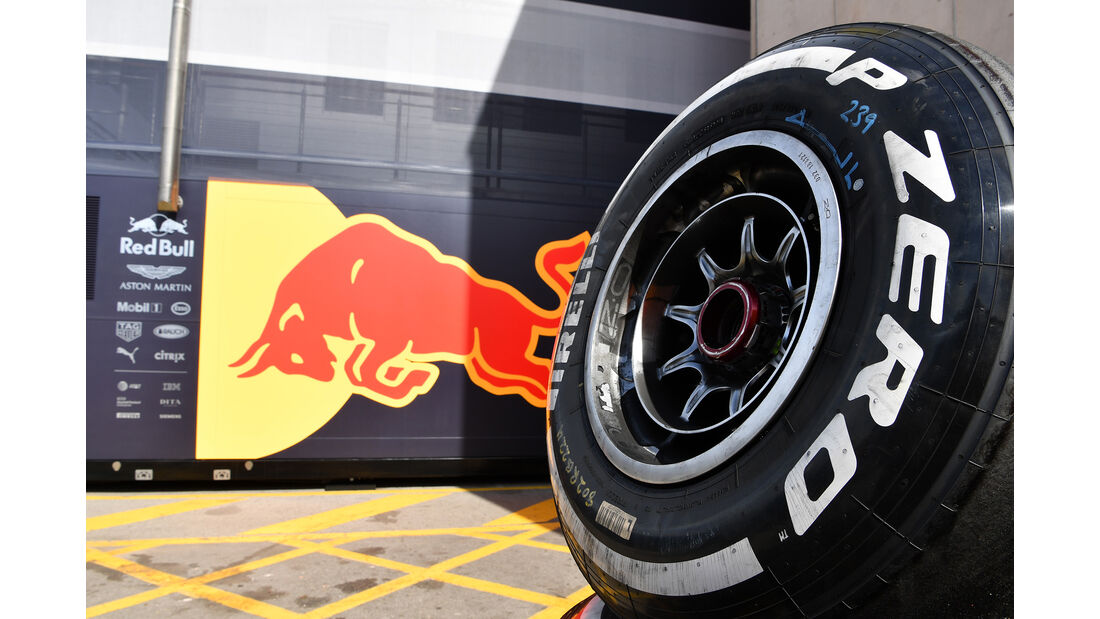 Red Bull - F1-Test - Barcelona - Tag 8 - 9. März 2018