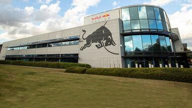 Red Bull Fabrik 2020