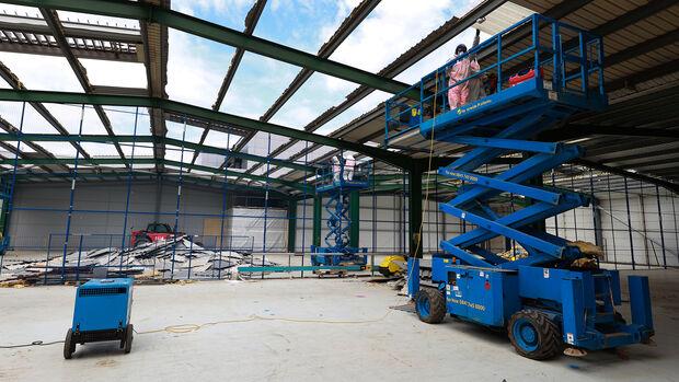 Red Bull Fabrik - Milton Keynes - 2021