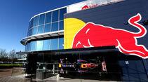 Red Bull Fabrik Milton Keynes
