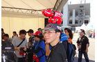Red Bull-Fan - Formel 1 - GP Japan - Suzuka - 4. Oktober 2012