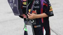 Red Bull-Fan - GP Malaysia - 23. März 2013