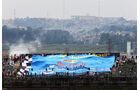 Red Bull-Fans - Formel 1 - GP Brasilien - Sao Paulo - 7. November 2014