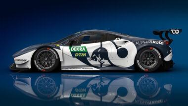 Red Bull - Ferrari 488 GT3 Evo - DTM - 2021