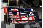 Red Bull Flügel - Formel 1 - GP Indien - 27. Oktober 2012