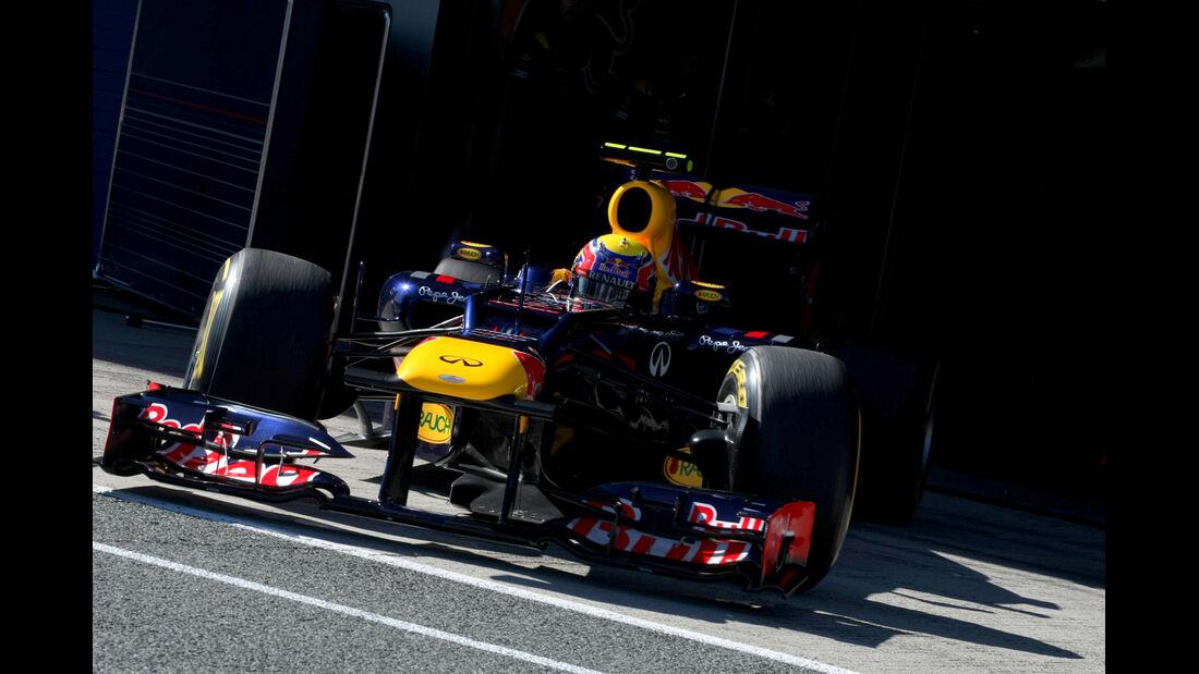 Red Bull Formel 1 2012
