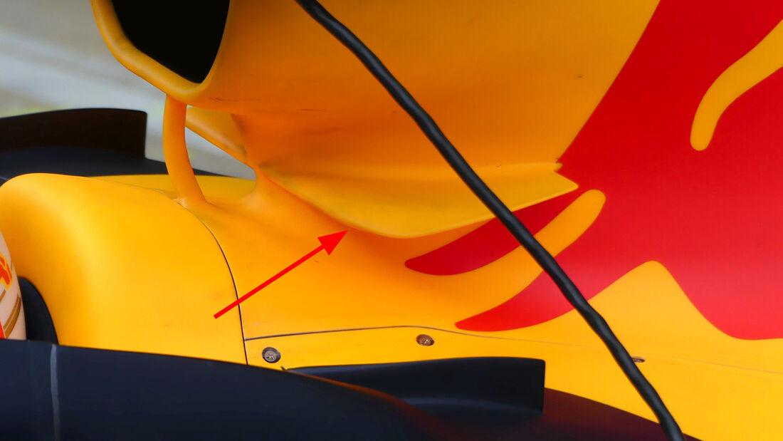 Red Bull - Formel 1 - 2020 - Technik-Trends