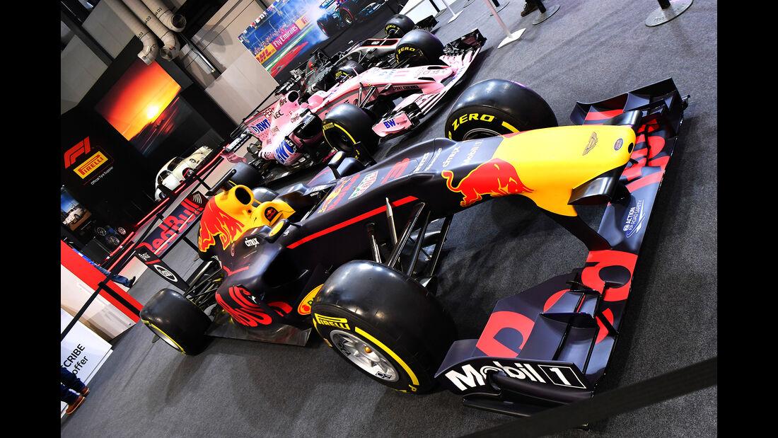 Red Bull - Formel 1 -Autosport International - Birmingham - 2018