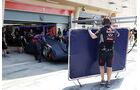Red Bull - Formel 1 - Bahrain - Test - 1. März 2014