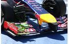 Red Bull - Formel 1 - Bahrain - Test - 21. Februar 2014