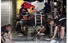 Red Bull  - Formel 1 - GP Abu Dhabi - 01. November 2012