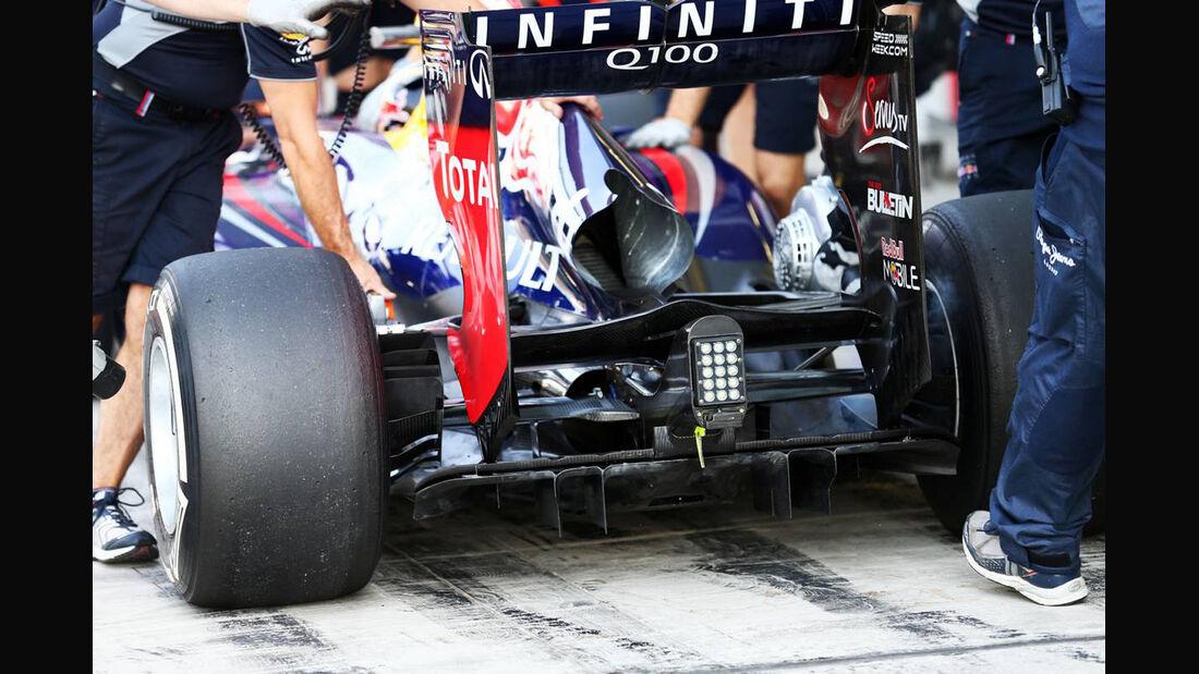 Red Bull - Formel 1 - GP Abu Dhabi - 02. November 2013