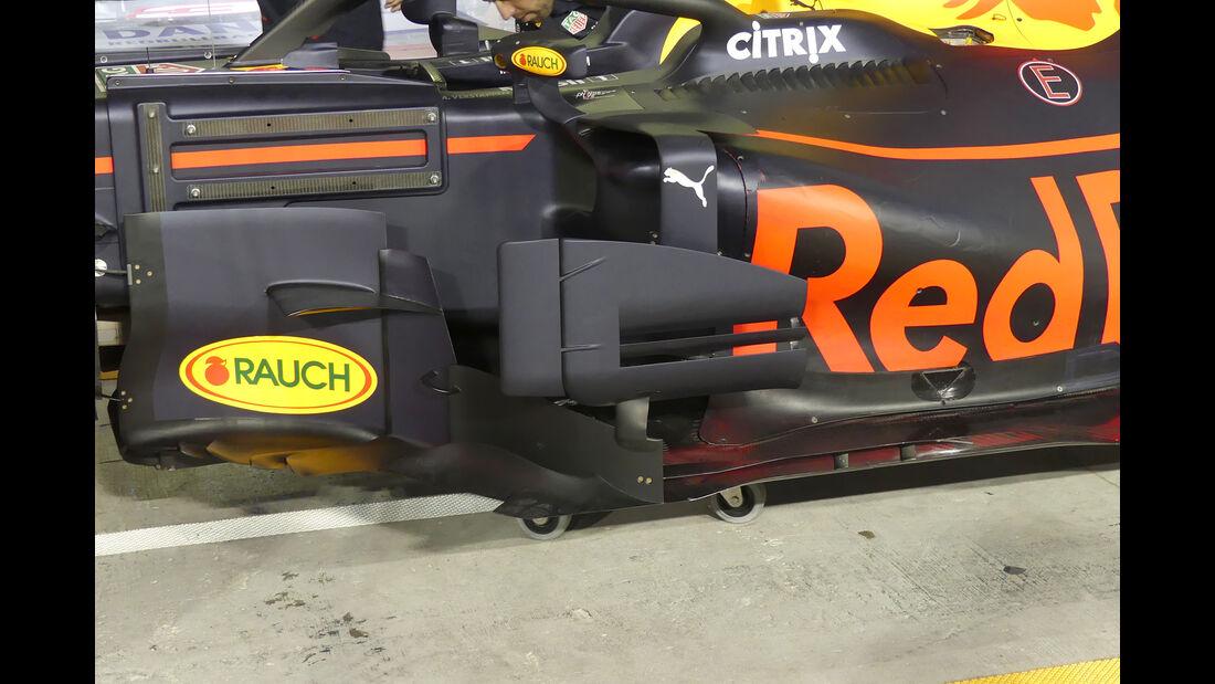 Red Bull - Formel 1 - GP Abu Dhabi - 23. November 2017