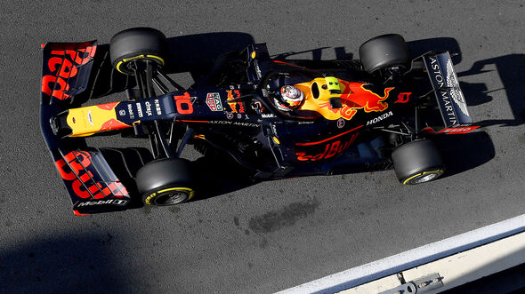 Red Bull - Formel 1 - GP Aserbaidschan 2019