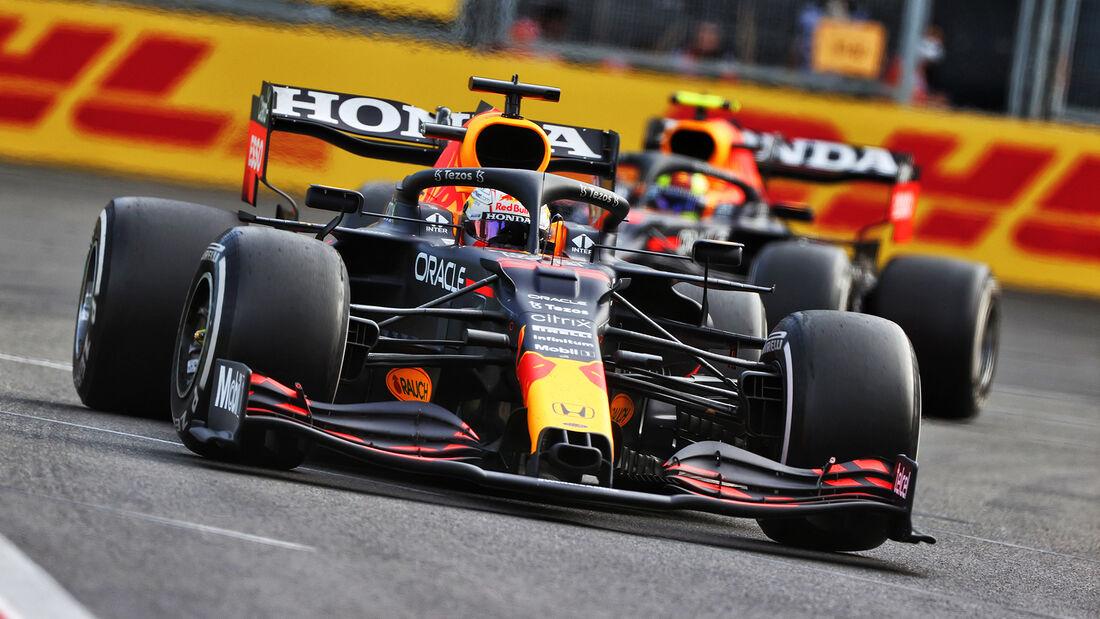 Red Bull - Formel 1 - GP Aserbaidschan 2021