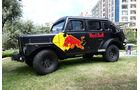 Red Bull - Formel 1 - GP Aserbaidschan - Baku - 15. Juni 2016
