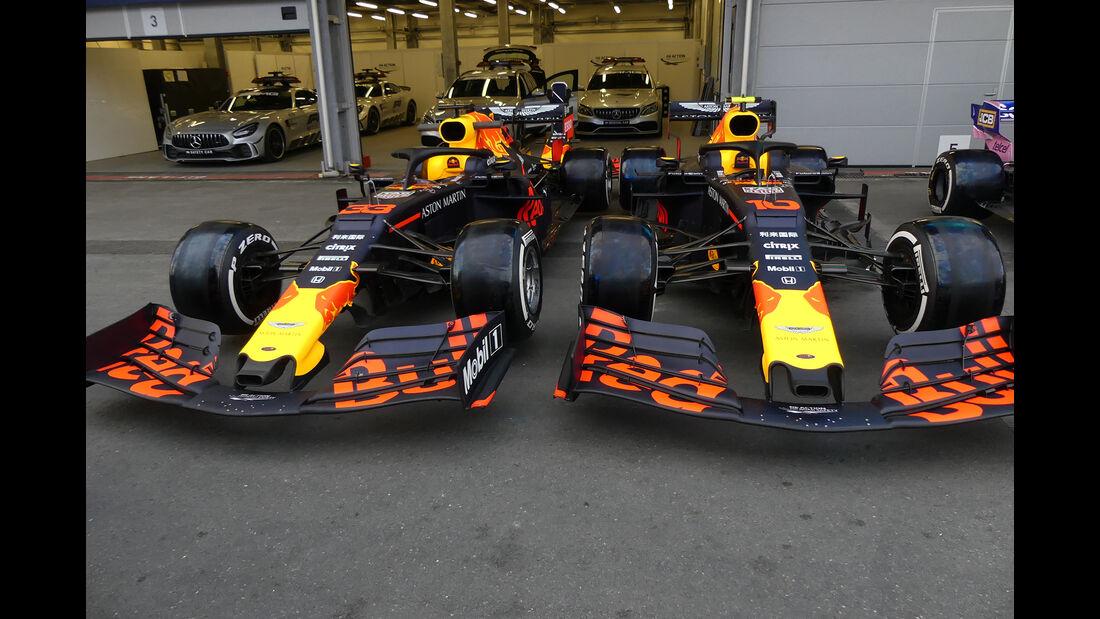 Red Bull - Formel 1 - GP Aserbaidschan - Baku - 25. April 2019