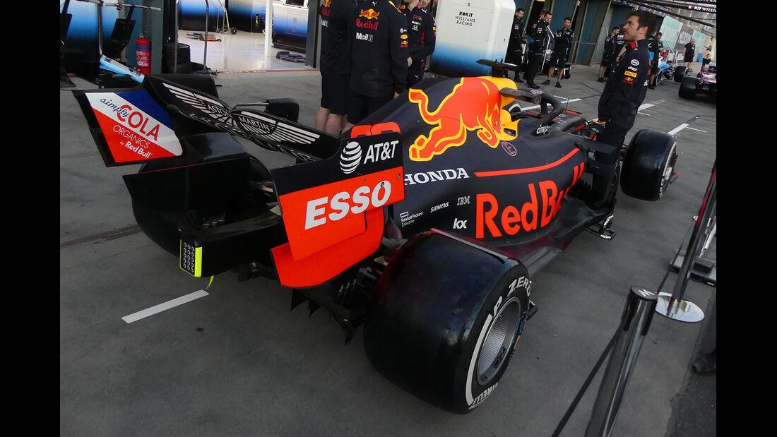 Red Bull - Formel 1 - GP Australien - 14. März 2019