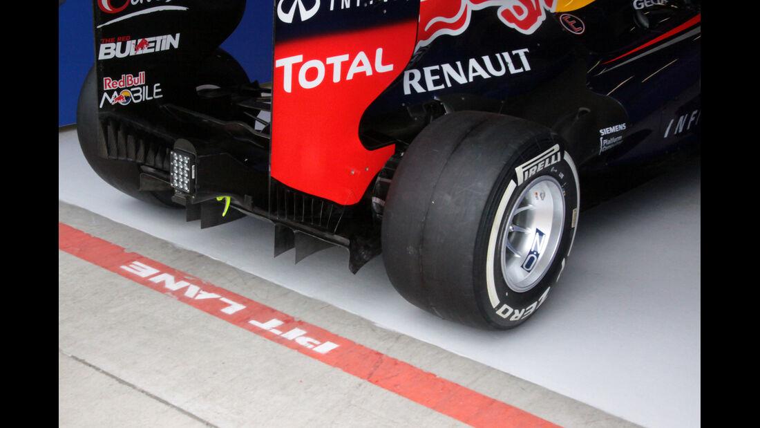 Red Bull - Formel 1 - GP Australien - 16. März 2013