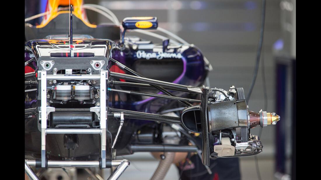 Red Bull - Formel 1 - GP Australien - Melbourne - 13. März 2014