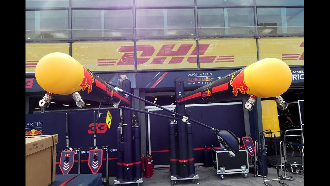 Red Bull - Formel 1 - GP Australien - Melbourne - 13. März 2019