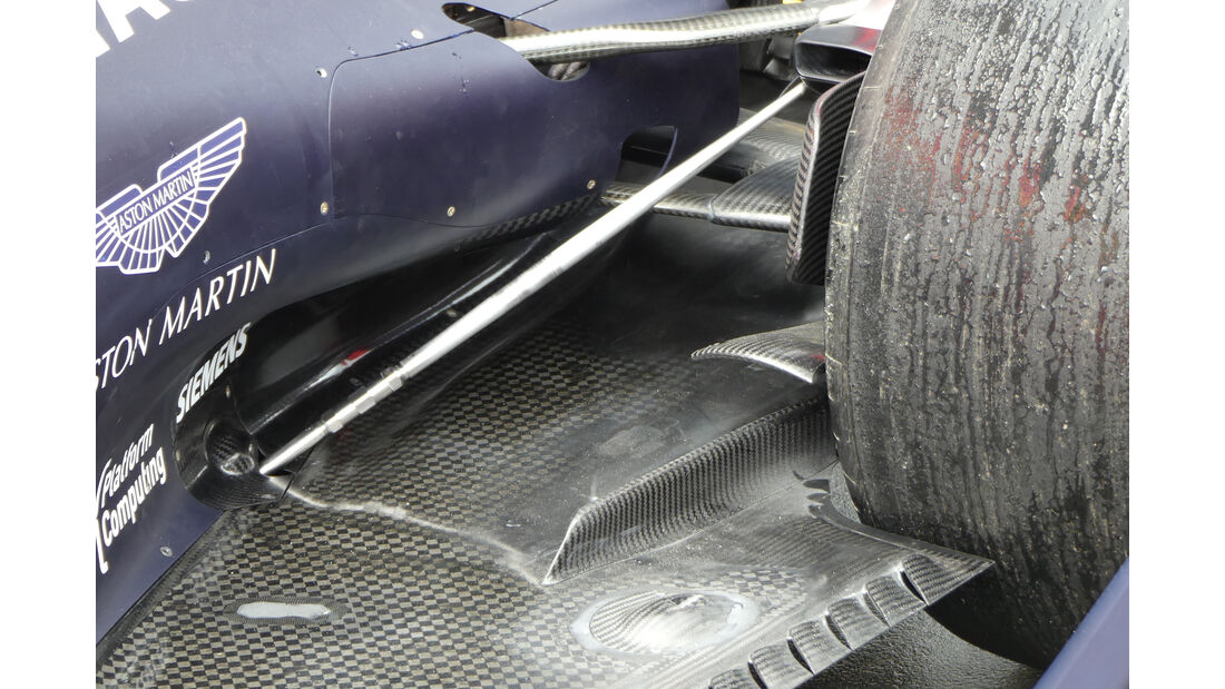 Red Bull - Formel 1 - GP Australien - Melbourne - 18. März 2016