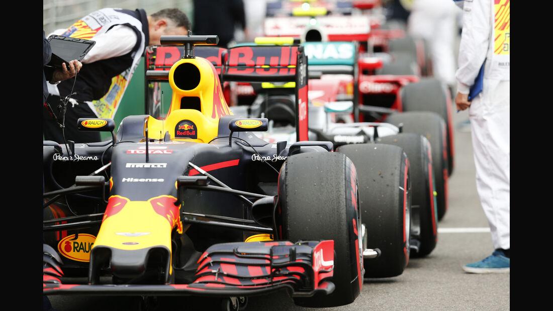 Red Bull - Formel 1 - GP Australien - Melbourne - 19. März 2016