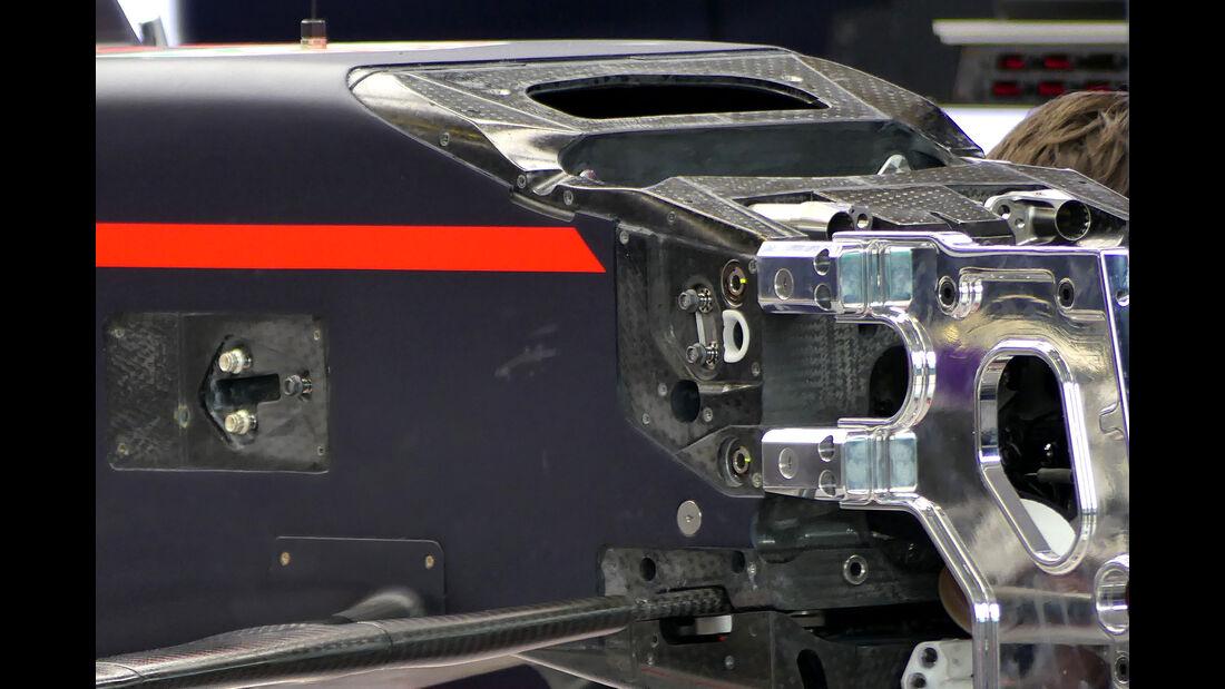 Red Bull - Formel 1 - GP Australien - Melbourne - 22. März 2017