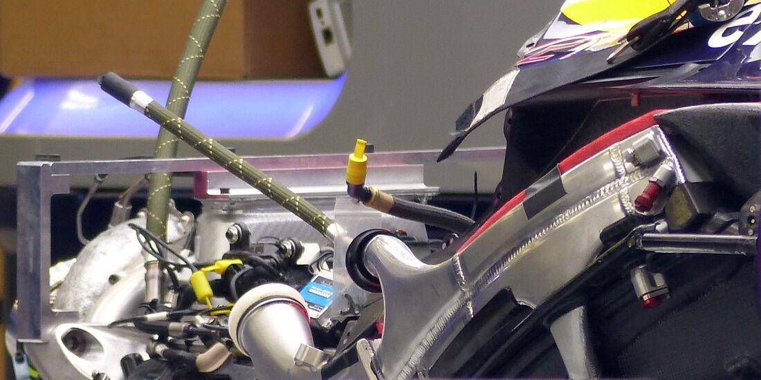 Red Bull - Formel 1 - GP Bahrain - 15. April 2015