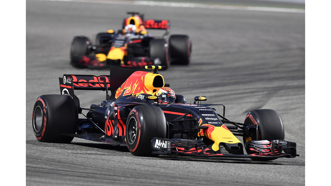 Red Bull - Formel 1 - GP Bahrain 2017