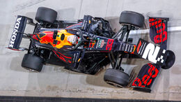 Red Bull - Formel 1 - GP Bahrain 2021