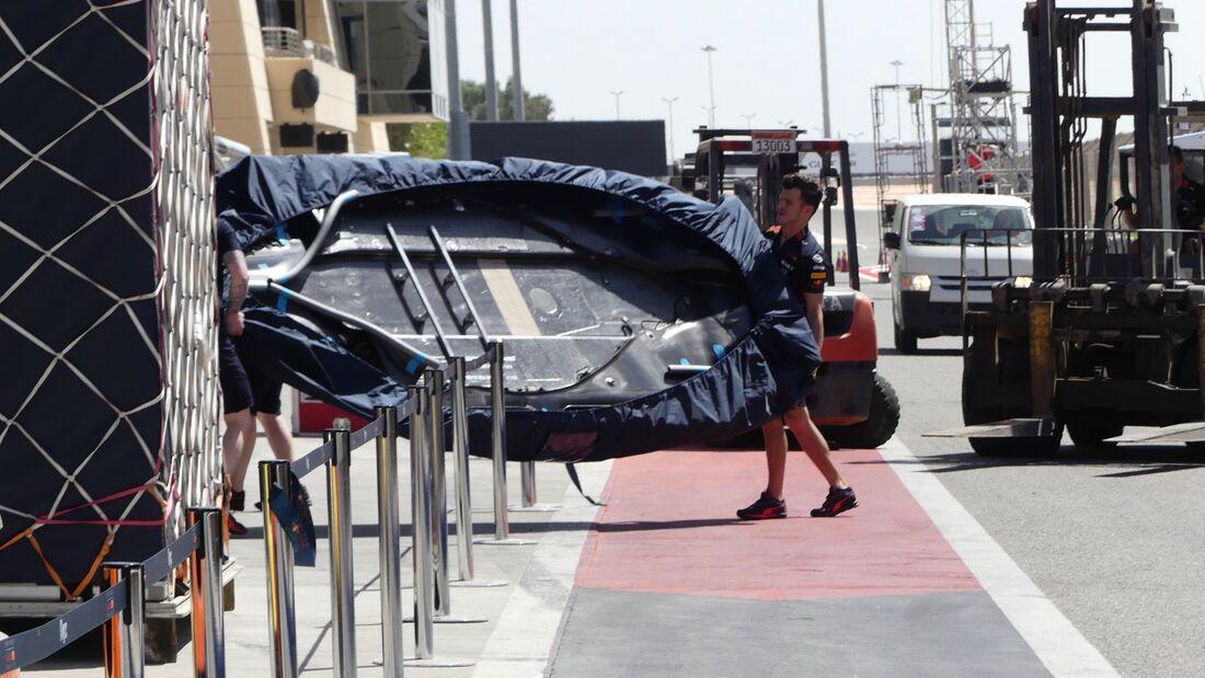 Red Bull - Formel 1 - GP Bahrain - 27. März 2019