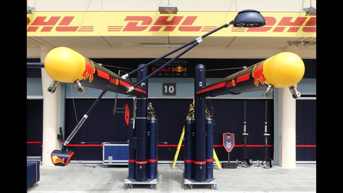 Red Bull - Formel 1 - GP  Bahrain - 4. April 2018
