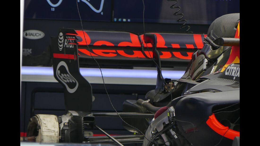 Red Bull - Formel 1 - GP Bahrain -Sakhir - Donnerstag - 13.4.2017
