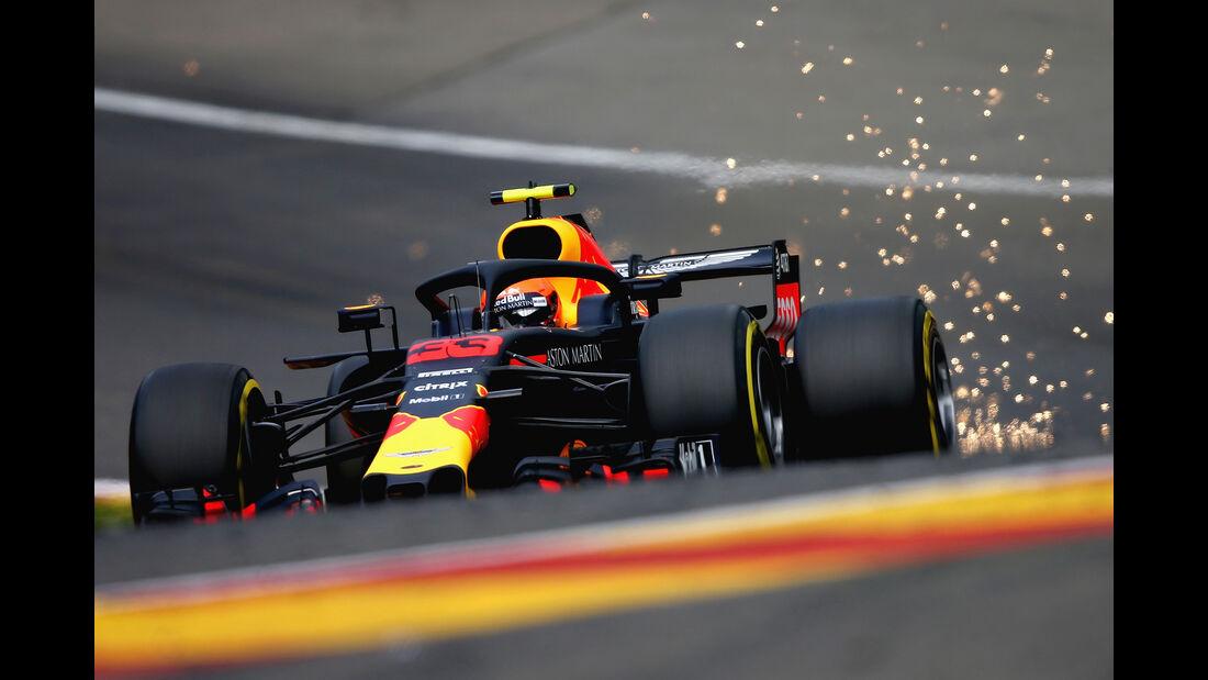 Red Bull - Formel 1 - GP Belgien 2018