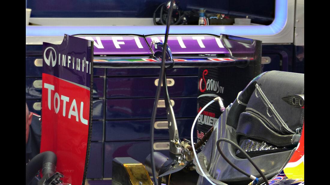 Red Bull - Formel 1 - GP Belgien - Spa-Francorchamps - 22. August 2015