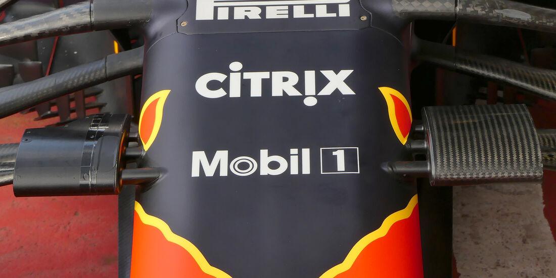 Red Bull - Formel 1 - GP Belgien - Spa-Francorchamps - 23. August 2018