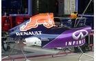 Red Bull - Formel 1 - GP Brasilien- 14. November 2015