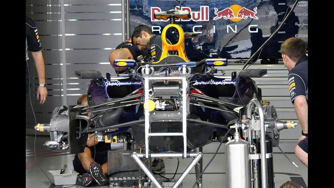 Red Bull - Formel 1 - GP Brasilien - 21. November 2013