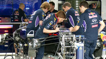 Red Bull  - Formel 1 - GP Brasilien - 6. November 2014