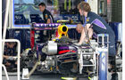 Red Bull - Formel 1 - GP Brasilien- 7. November 2014