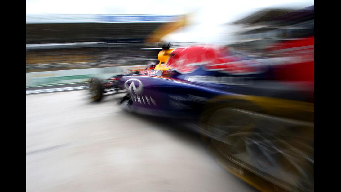 Red Bull - Formel 1 - GP Brasilien - 8. November 2014