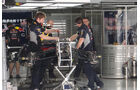 Red Bull - Formel 1 - GP China - 11. April 2013