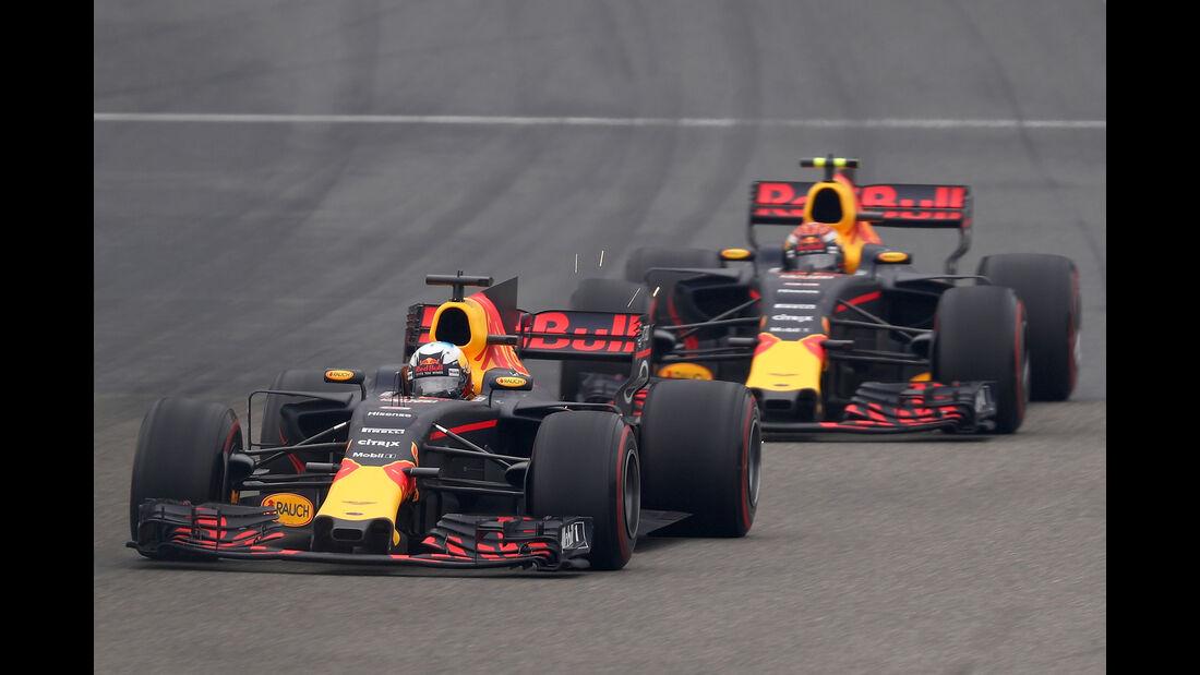 Red Bull - Formel 1 - GP China 2017
