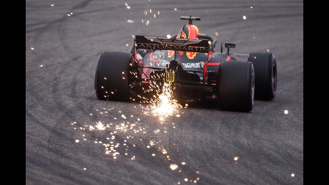 Red Bull - Formel 1 - GP China 2018
